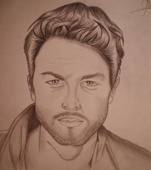 Misha Collins by audrey